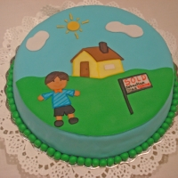 Birthday Cake - 18