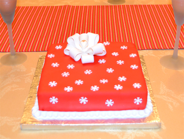 19 birthday cake