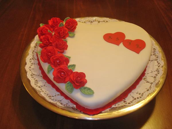 Valentineu0027s Cake