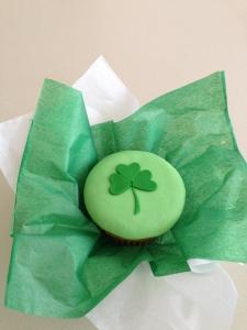 St, Patricks cake